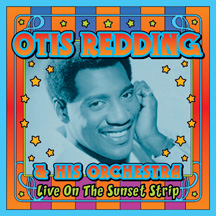 otis redding live