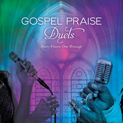 Various Artists - Gospel Praise Duets Many Voices, One Message.jpg