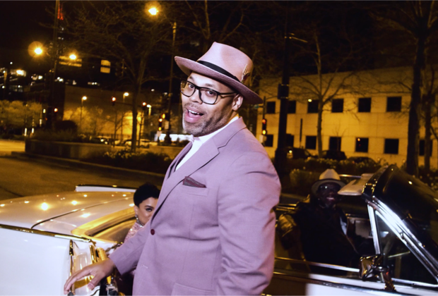 First Look: Eric Roberson previews new album with fun video