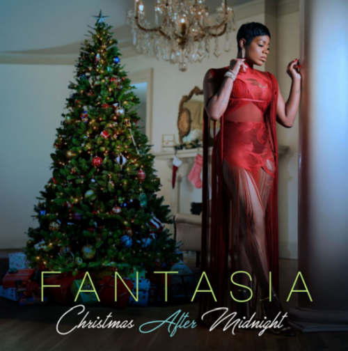 new york ny september 07 2017 grammy award winning and platinum selling artist fantasia will release her first ever holiday album christmas after