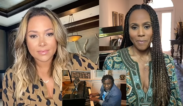 """Tamia and Deborah Cox uplift the world with a cover of 1996 classic """"Count OnMe"""" – Music News"""