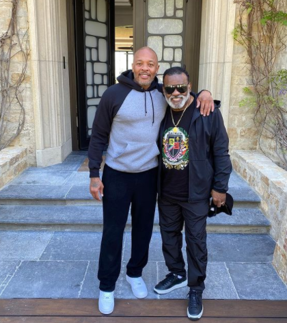 Ron Isley is recording new music with Dr. Dre | SoulTracks - Soul Music Biographies, News and Reviews